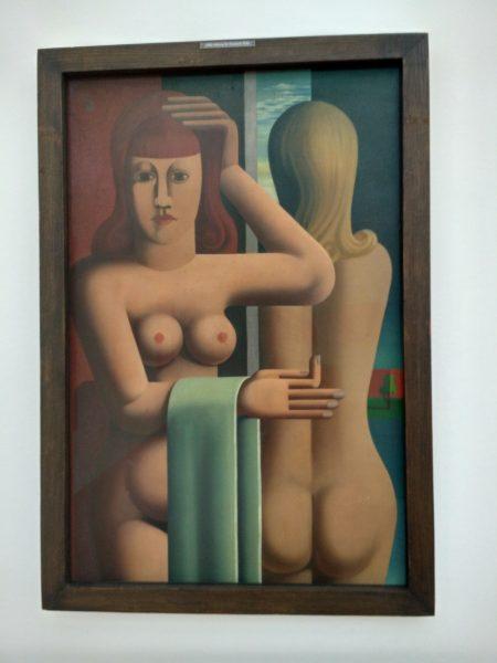 Музей Людвига Две обнаженные женщины
