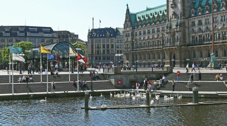 Что посмотреть в Гамбурге