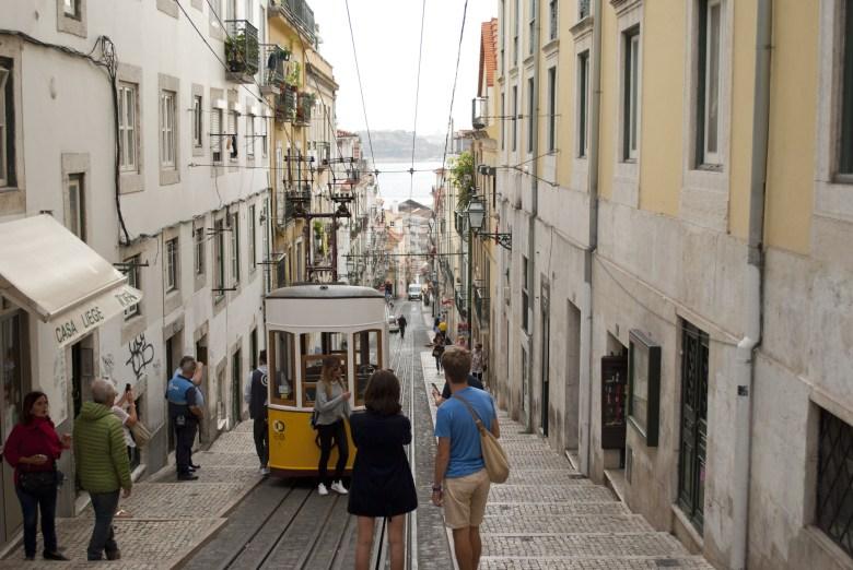 Лиссабон в октябре