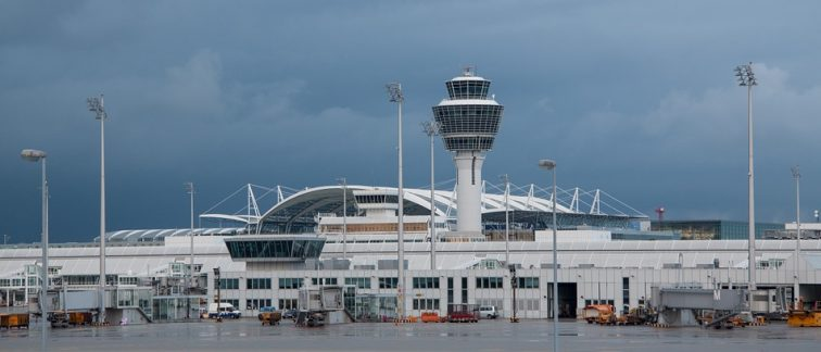 Мюнхен от аэропорта до центра