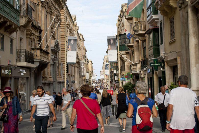 Мальта в октябре