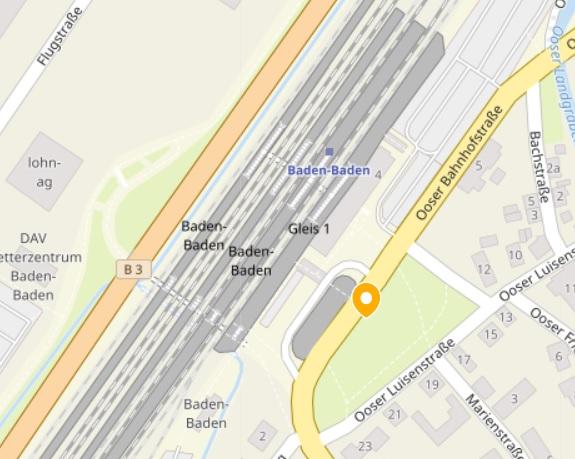 аэропорт Баден-Баден