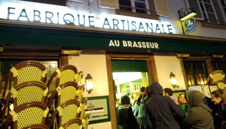 Страсбург где поесть недорого
