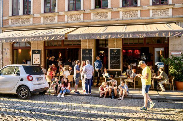 Где поесть в Дрездене