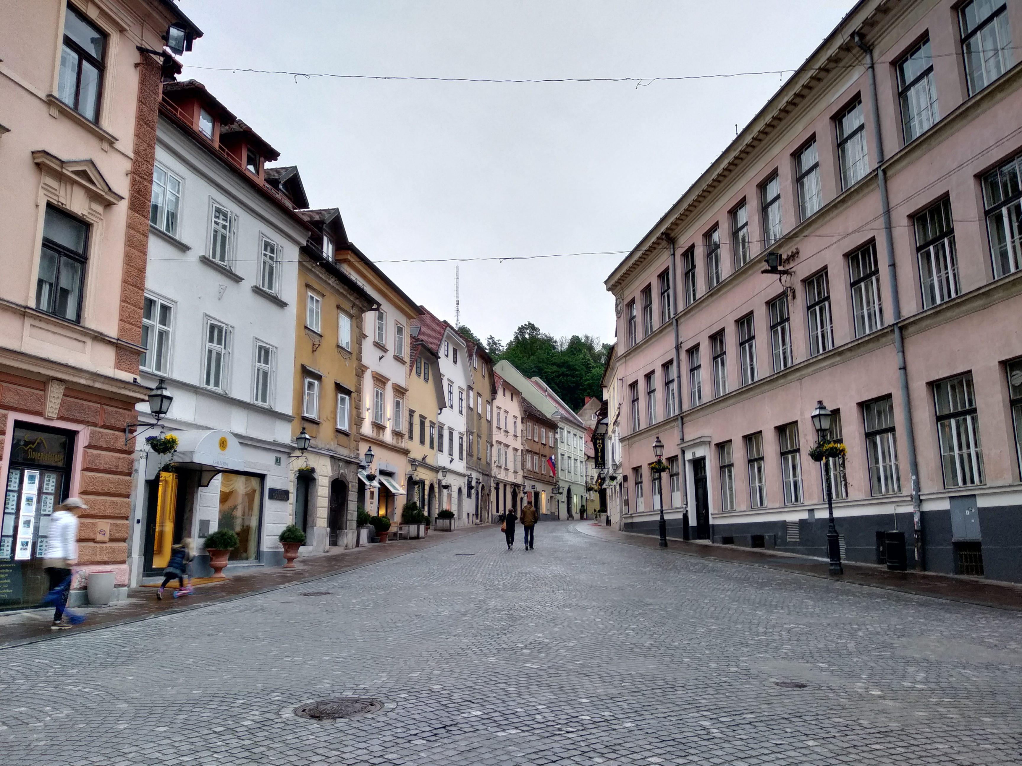 Любляна за 2 дня