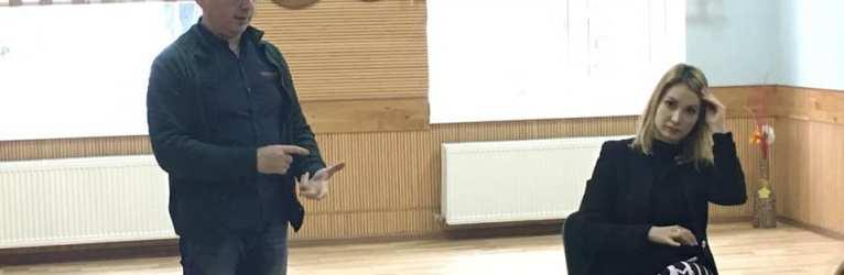 Зустріч народного депутата Анни Романової з готельєрами Умані