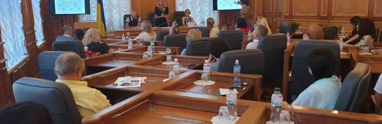 """Анна Романова презентувала """"21 крок до сильної туристичної галузі"""""""