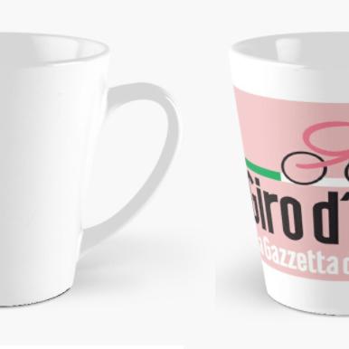 Giro d'Italia koffiebeker