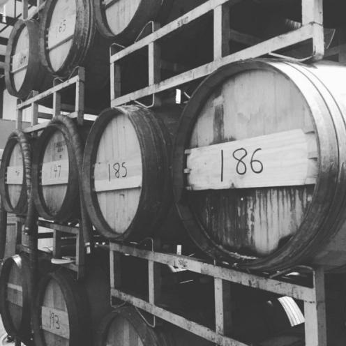 Barrels at Rivertown