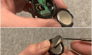 Garmin のスピード&ケイデンスセンサーを電池交換してみた
