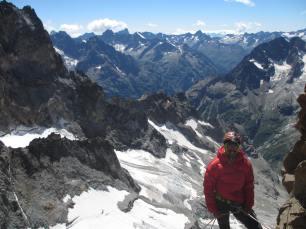 Une belle journée encore sur le tour de l'Isère