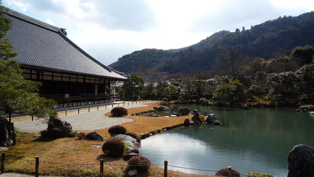 Tenryuji_Kyoto
