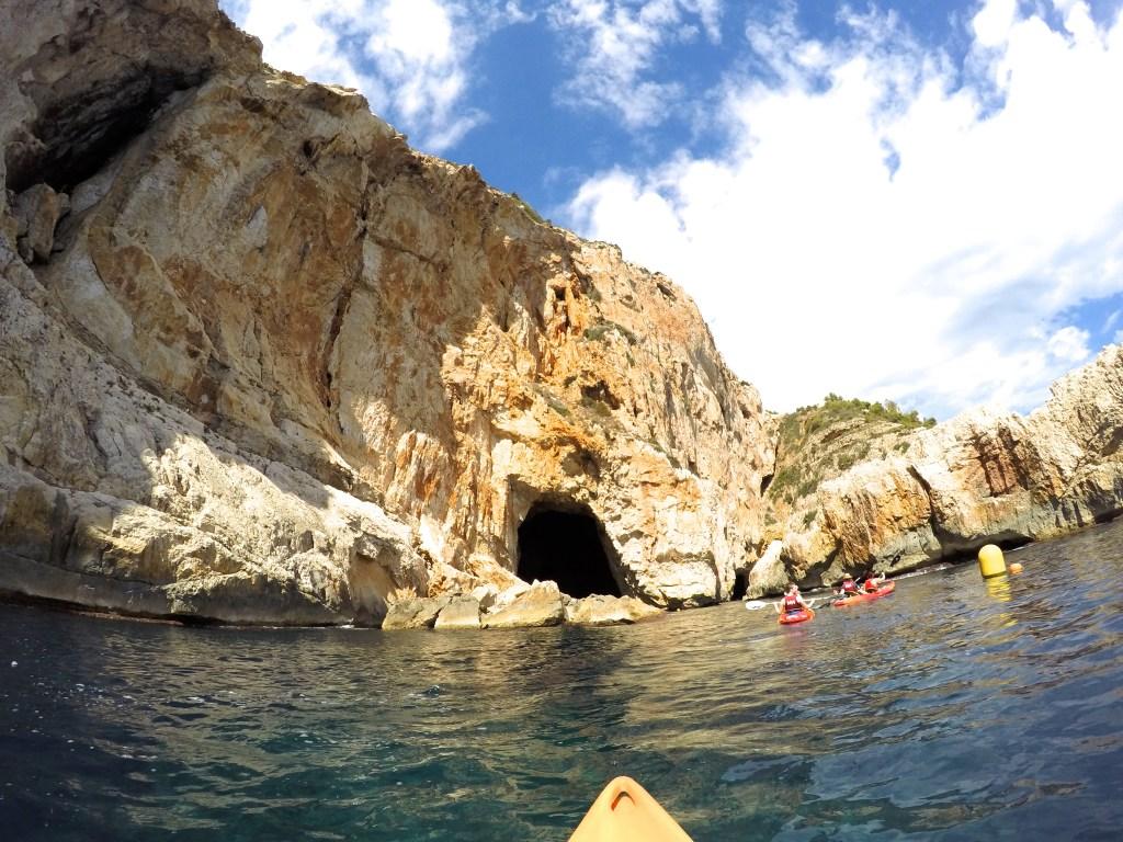 Javea Caves