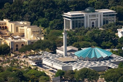 2019-02-08 - Mosquée Masjid Negara-9