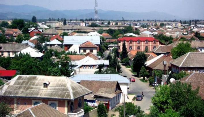 معالم اذربيجان