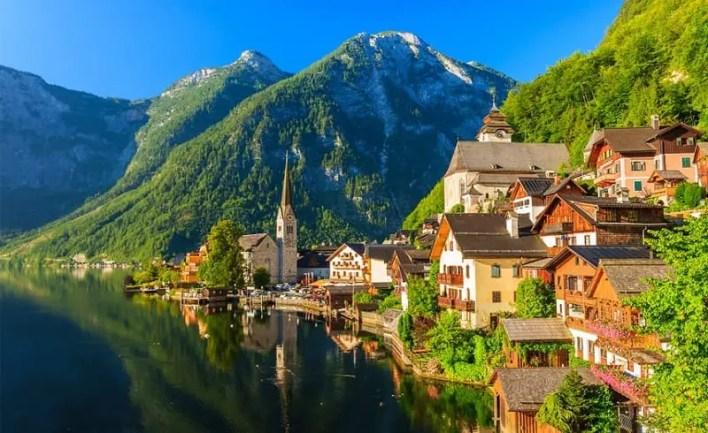 السياحة في النمسا وأجمل 6 وجهات سياحية تستحق زيارتك | تور فلاج