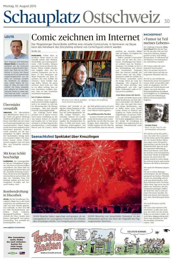 Schweizer-Lokalpresse