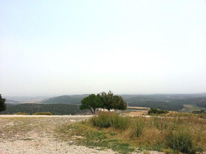 Tour of Tel Azeka