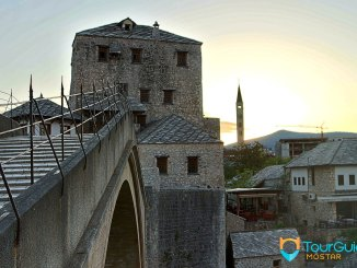 Tara-and-Halebija-towers-old-bridge-mostar