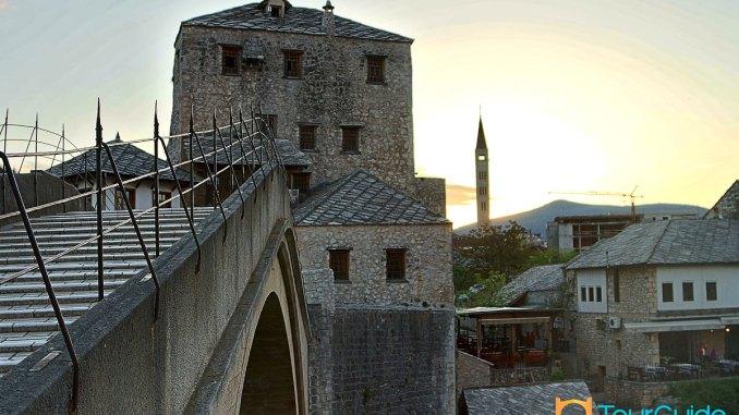 Tara-and-Halebija-towers-old-bridge-mostar