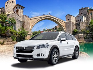 Rent a car in Mostar