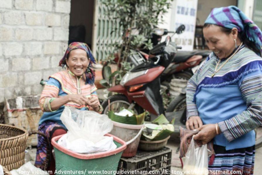 Bacha1 Bac Ha Sunday Market Travel Guide