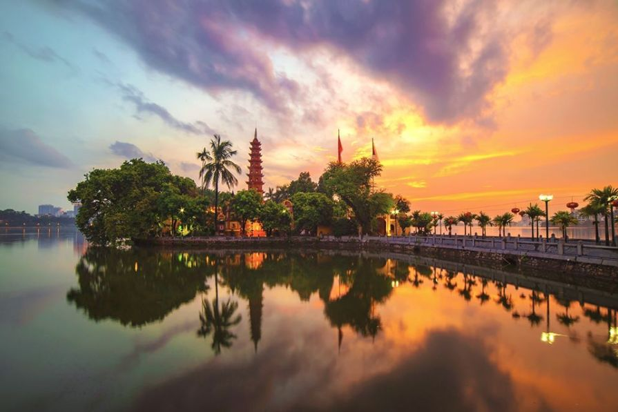 Tranquoctour 1 20 Best Things To Do In Hanoi Vietnam