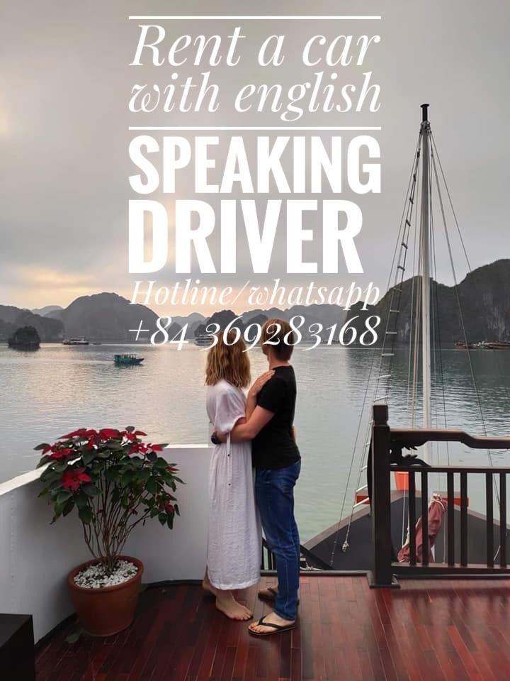 Rent a car Vietnam Hanoi with English speaking driver Hanoi Car Rental with English speaking driver