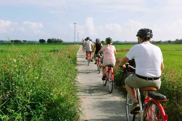 Hue cycling village tour Hoi an 038 Hue Day Tours