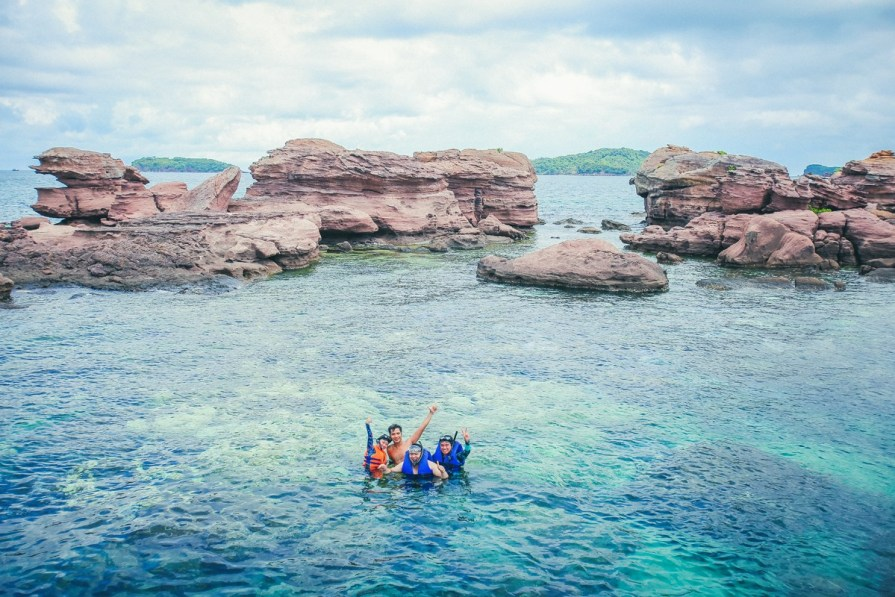 Snorkling phu quoc 1024x683 10 things To Do In Phu Quoc Island Vietnam