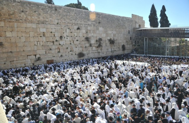 Passover Priestly Blessing