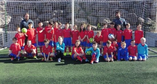 Escuela de Fútbol  2020-21