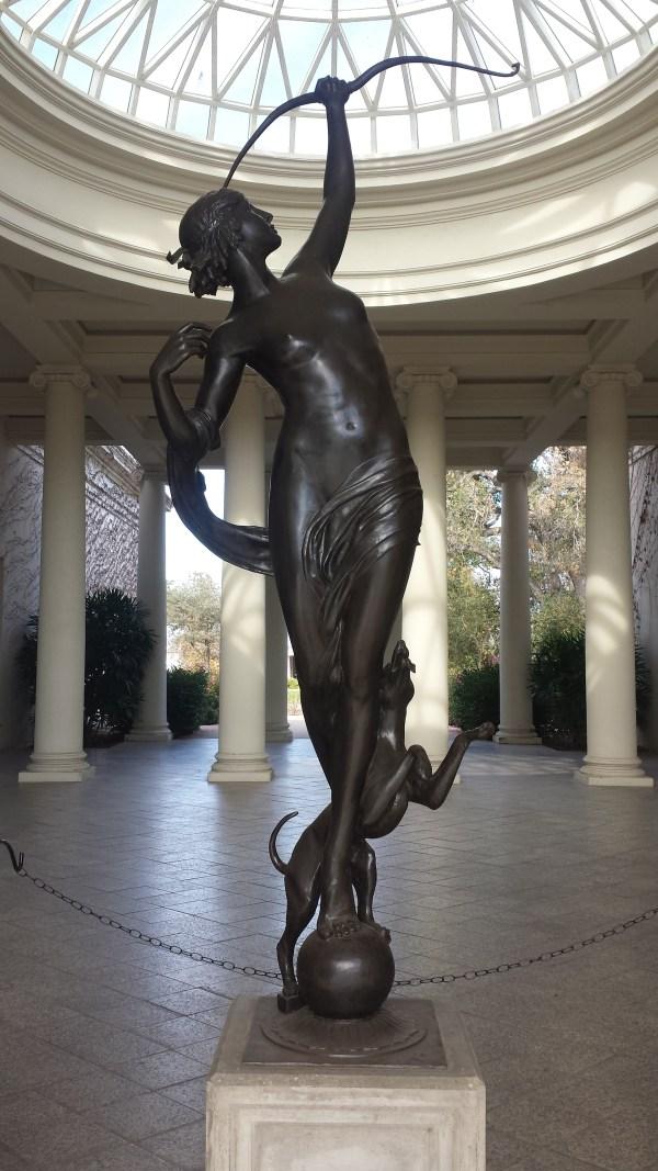 Huntington Library Art Galleries & Botanical Gardens Touring Town