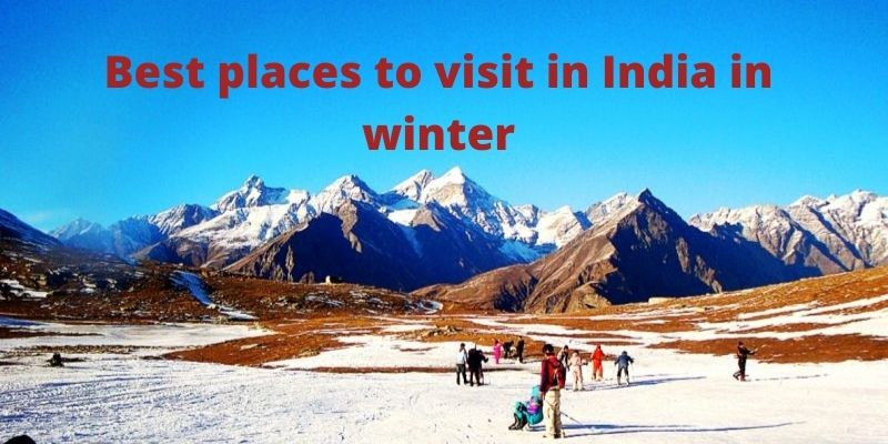 Best places to visit in India in winter