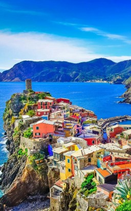 Cinque Terre is getting back to nature inside Italy!