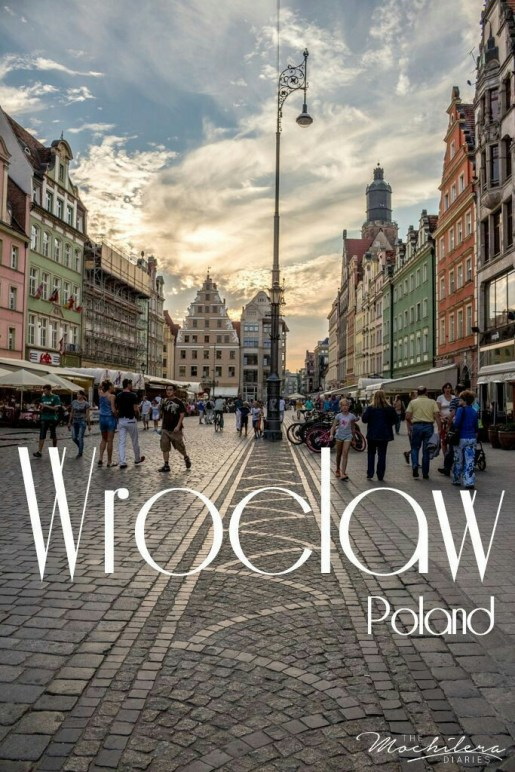 Wroclaw - Poland, European capital of culture