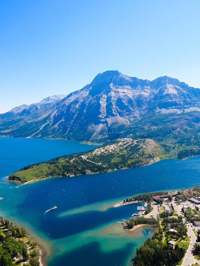 Parc national des Lacs-Waterton - Tourisme Alberta