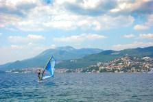 Kayak, voile au Monténégro