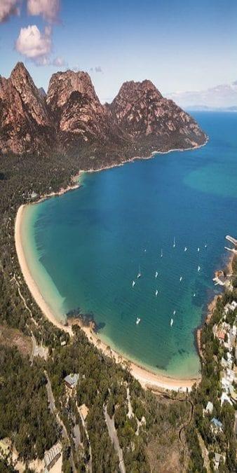 East Coast - Coles Bays
