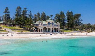 tourism-guide-Australia-Cottesloe-beach