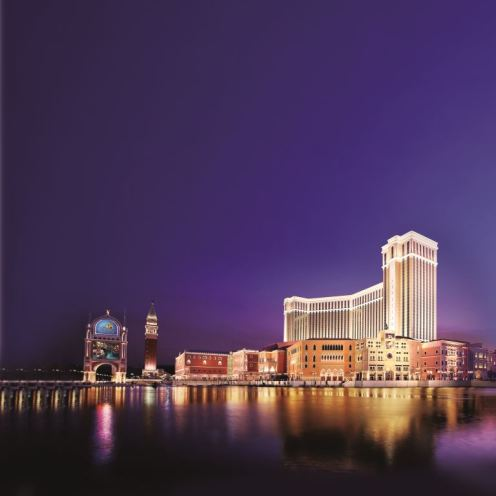 The Venetian Macao Exterior