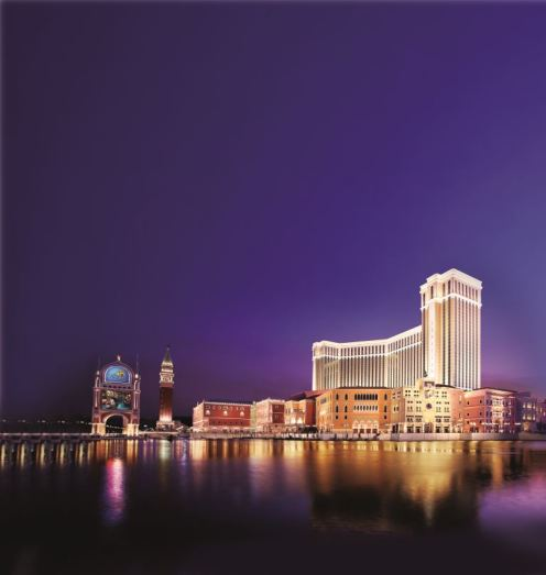 The Venetian Macao Exterior