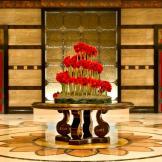 Conrad Macao Main Entrance Lobby