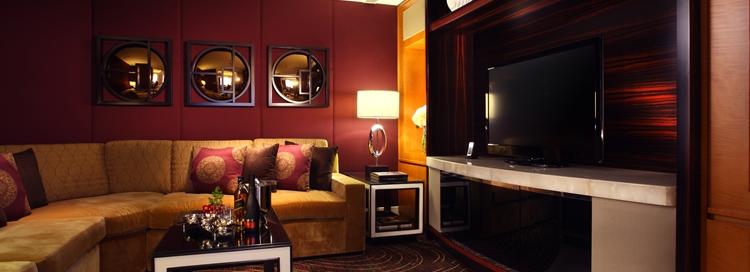 Premier Suite Media Room