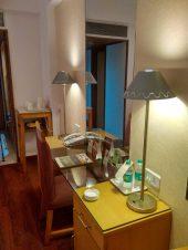 Country Inn & Suites Jaipur Room writing desk
