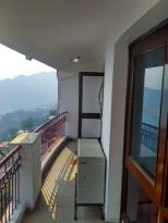 Vasant Palace Hotel Mussoorie Executive Room Balcony