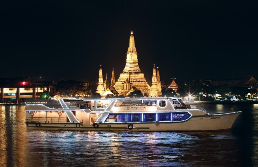 Historical Memory _Shangri-LaBangkok's Horizon Cruise