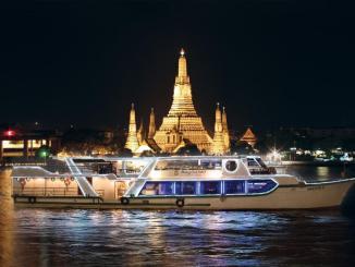 The Shangri-La Horizon Cruise Bangkok