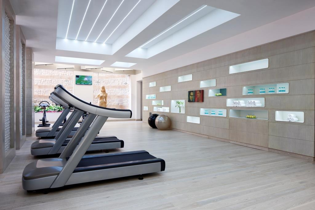 Fitness Centre, JW Marriott Mumbai