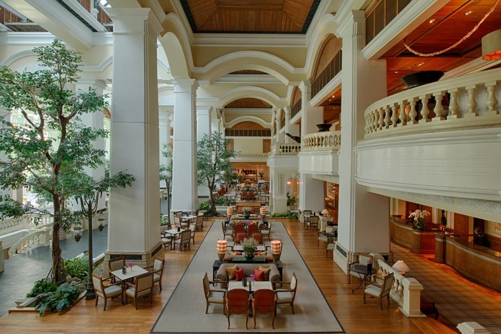 Grand Hyatt Erawan Bangkok_Lobby 2